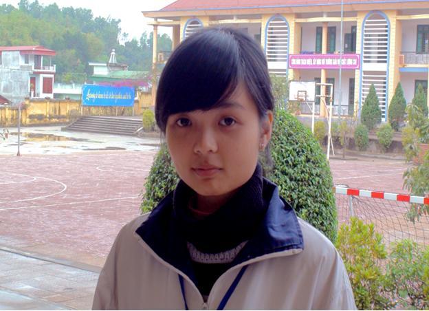 Hoàng Nguyễn Ngọc Anh, giải khuyến khích quốc gia môn Toán - tuổi 15 em hứa….