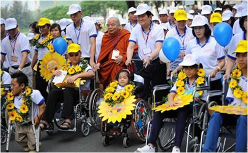 Nhiều chính sách giáo ưu đãi đối với người khuyết tật trong lĩnh vực giáo dục và đào tạo
